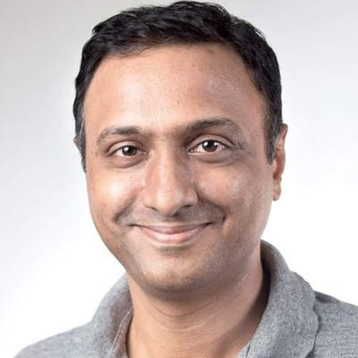 Headshot of Kalyan Krishnamurthy, CEO of Flipkart.com