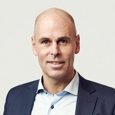 Picture of Carl-Johan Hultenheim, CEO of Atea Sverige AB