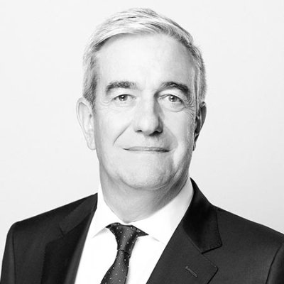 Picture of Richard Moat, CEO of Technicolor
