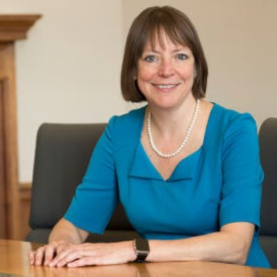 Picture of Professor Shearer West, CEO of University of Nottingham