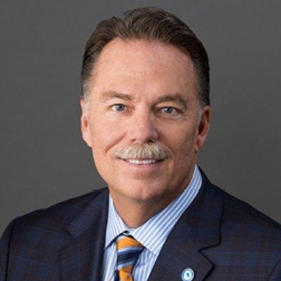 Picture of Tony Strange, CEO of Aveanna Healthcare