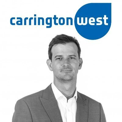 Picture of James Fernandes, CEO of Carrington West