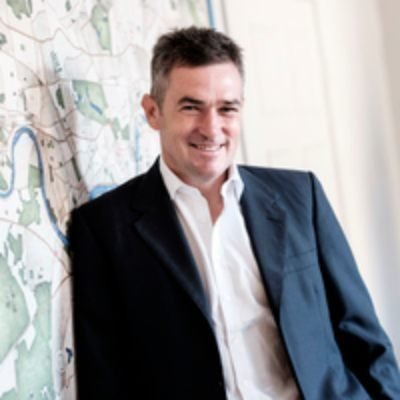 Picture of Simon Emeny, CEO of Fuller's