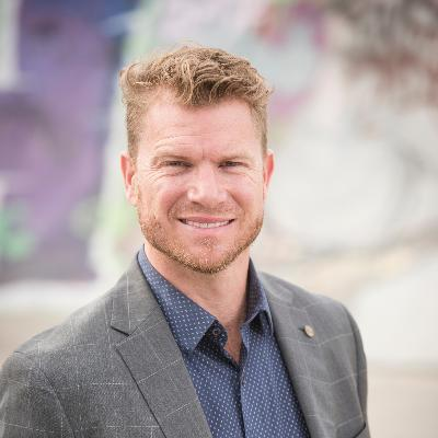 Picture of Sam Hoath, CEO of TeamKids