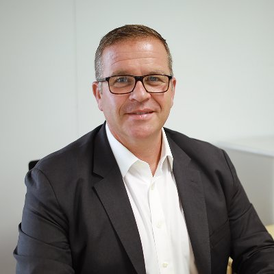 Picture of Richard Vickers, CEO of Search Consultancy