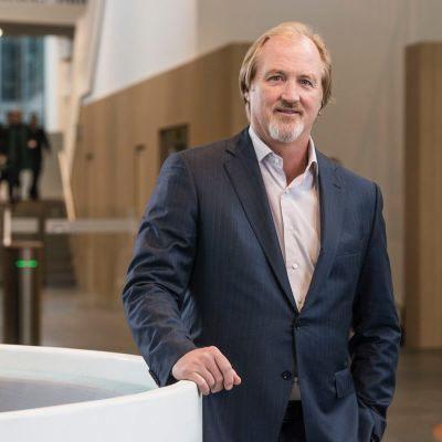 Picture of John Porter, CEO of TELENET