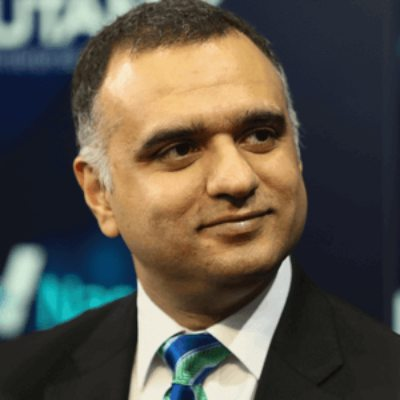 Picture of Dheeraj Pandey, Founder, CEO & Chairman, CEO of Nutanix