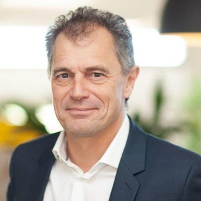 Portrait de Philippe Buyens, PDG chez Capifrance