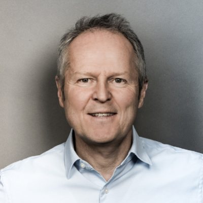 Picture of Yves Guillemot, CEO of Ubisoft