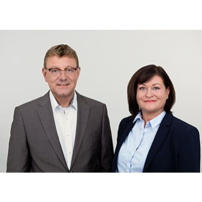 Picture of Frank Lambert, Katrin Sander, CEO of home of jobs
