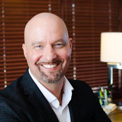 Picture of Chad Jampedro, President, CEO of GO Mortgage