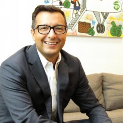 Picture of Rudi Asseer, CEO of IMI – A Global People Company