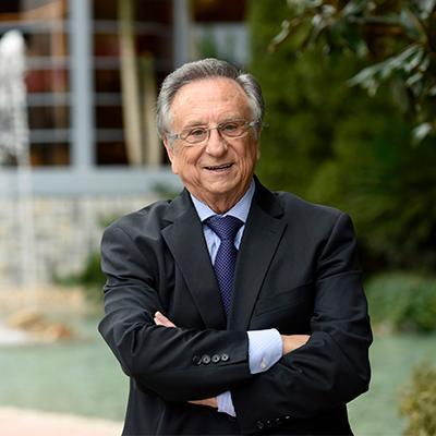 Picture of TOMÁS FUERTES FERNÁNDEZ, CEO of ElPozo Alimentación