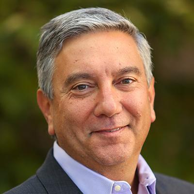Picture of Ron Nersesian, CEO of Keysight Technologies