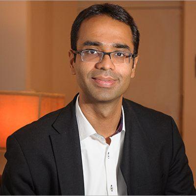 Headshot of Karan Bajaj , CEO of Whitehat Education Technology Pvt. Ltd.