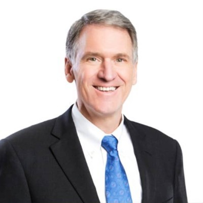 Picture of Peter Quigley, CEO of Kelly