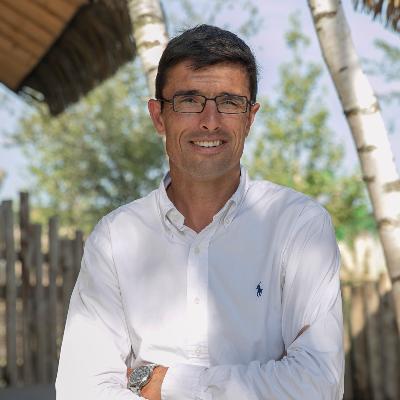 Portrait de Rodolphe DELORD, PDG chez ZooParc de Beauval