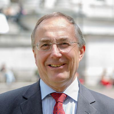 Picture of Professor Michael Arthur, UCL President & Provost, CEO of UCL