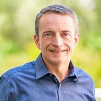 Picture of Pat Gelsinger, CEO of VMware