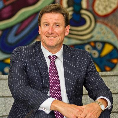Picture of Peter Acheson, CEO of Peoplebank