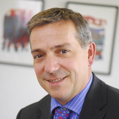 Picture of Paul Ross, CEO of Barker Ross Group