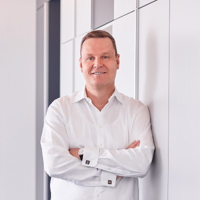 Picture of Peter Feld (CEO), CEO of GfK