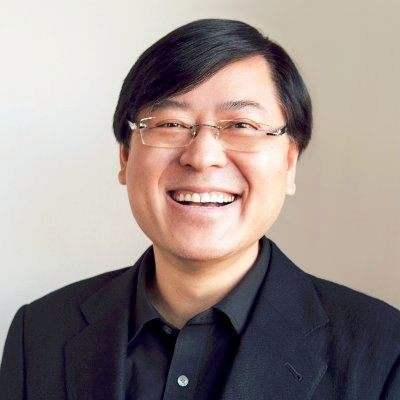 Picture of Yuanqing Yang, CEO of Lenovo
