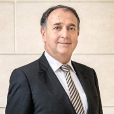 Picture of CEO Paul Hermelin, CEO of Capgemini