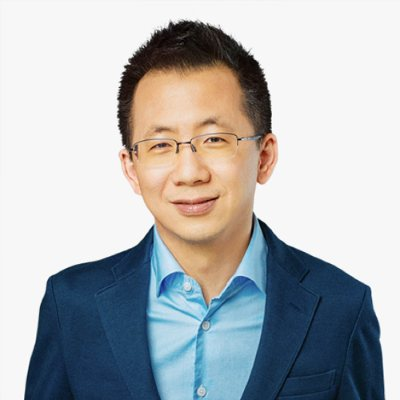 Picture of Yiming Zhang, CEO of ByteDance
