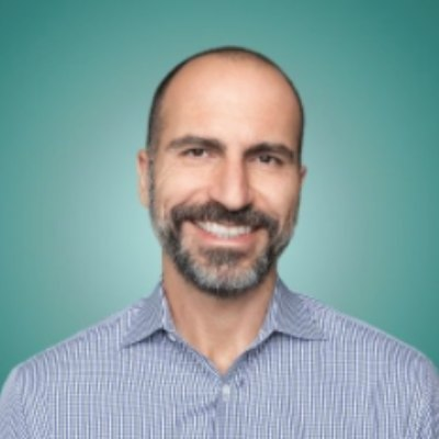 Picture of Dara Khosrowshahi, CEO of Uber