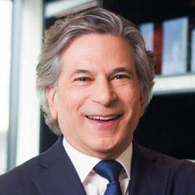 Picture of Daniel E. Straus, CEO of CareOne