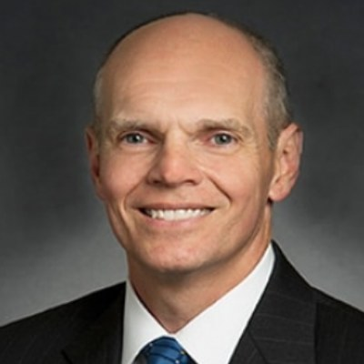 Picture of Eric Ward, CEO of Parallon
