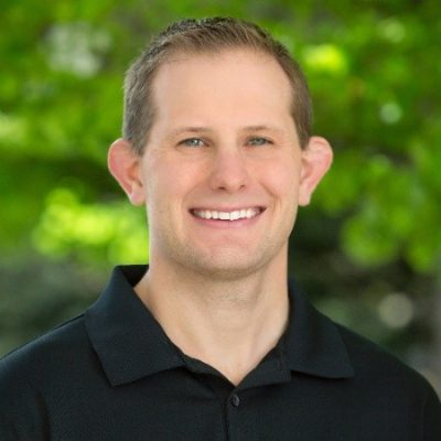 Picture of Adam Passarelli, CEO of Elements Massage