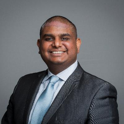 Picture of Karsh Patel, CEO of Cakes Today