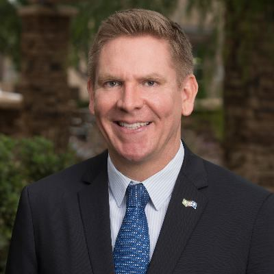Picture of Brad Watson, CEO of PMP Management