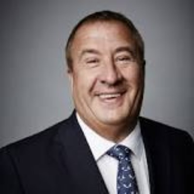 Headshot of Peter Cowgill, CEO of JD Sports Fashion