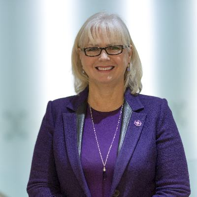 Picture of Janice Kaffer, CEO of Hotel Dieu Grace HealthCare
