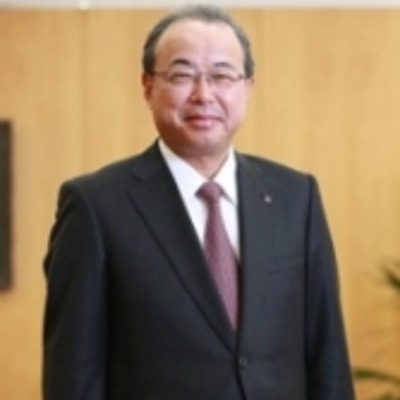 Picture of 坂田甲一, CEO of トッパン・フォームズ株式会社