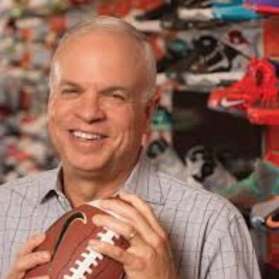 Picture of Jeffry O. Rosenthal, CEO of Hibbett Sports