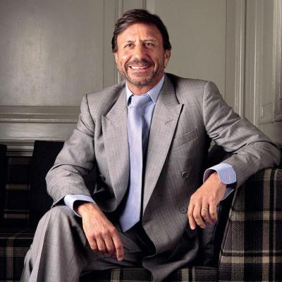Picture of Sir Rocco Giovanni Forte, CEO of Rocco Forte Hotels