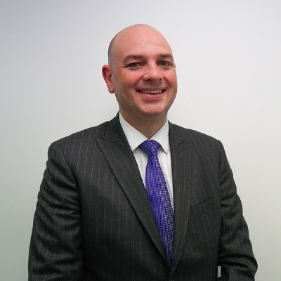 Picture of Mark Smith, CEO of people2people