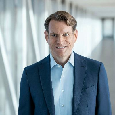 Picture of Nikolai Setzer, CEO of Continental