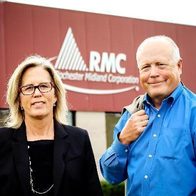 Picture of Katherine Lindahl  & Bradley Calkins - Co-CEOs, CEO of Rochester Midland Corporation