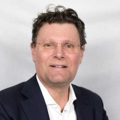 Picture of Stepan Breedveld, CEO of ERIKS