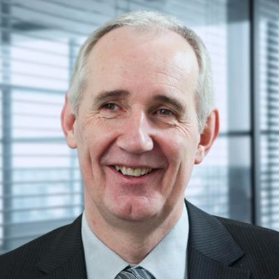 Picture of Leo Quinn, CEO of Balfour Beatty