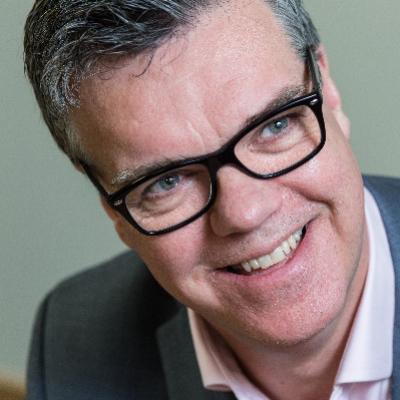 Picture of Colin McConnell, CEO of Scottish Prison Service