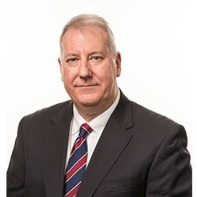 Picture of Stephen Muggleton, CEO of Bolton Clarke