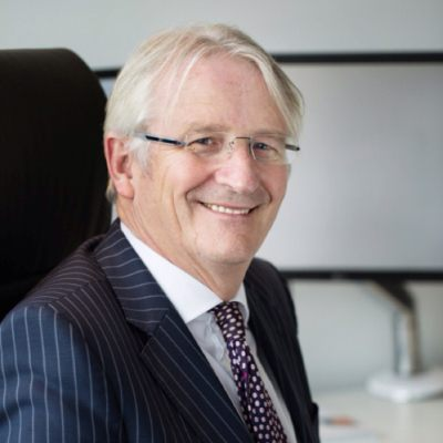 Picture of David Maloney, CEO of Volkswagen Financial Services UK