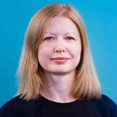 Picture of Olga Dolchenko, CEO of Future Finance