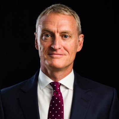 Picture of Nick Roberts, CEO of Travis Perkins plc